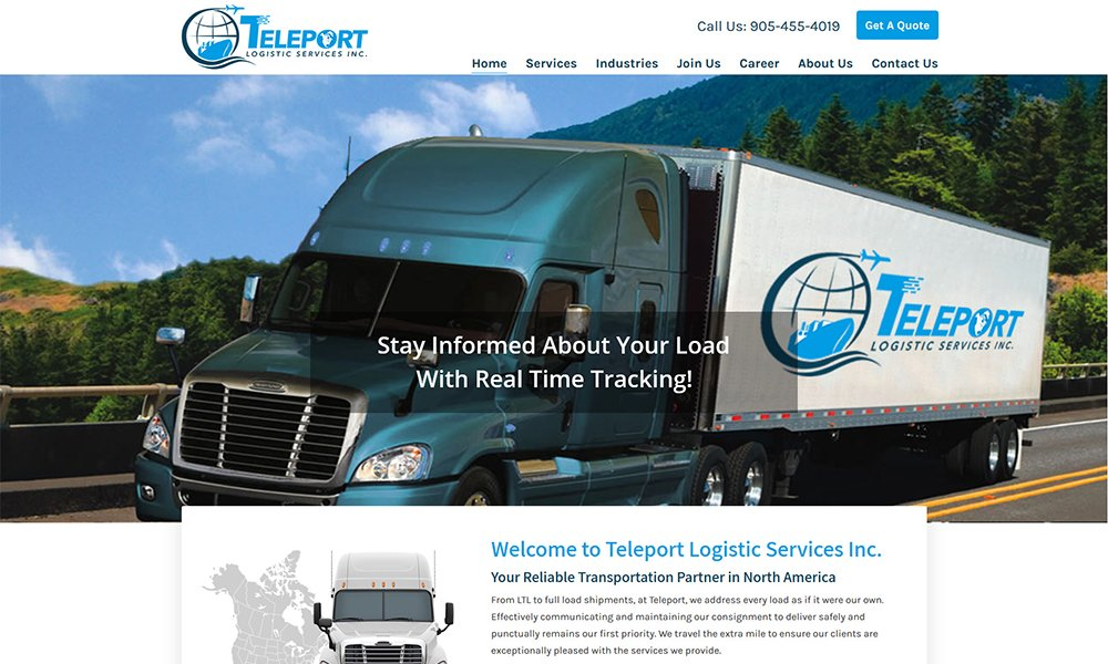 Website Design Company Guleph