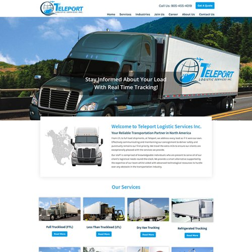 Website Design Company Guleph