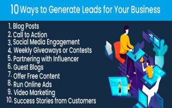 10 Ways to Generate Leads for Your Business