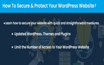 How To Secure & Protect Your WordPress Website?