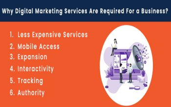 Why Digital Marketing Services Are Required For a Business?